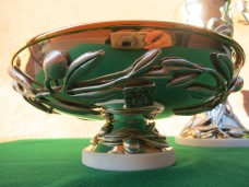 Patena realizzata per essere donata da Papa Francesco agli Ortodossi in occasione del viaggio in Terra Santa