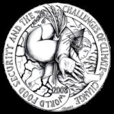 Disegno per medaglia FAO